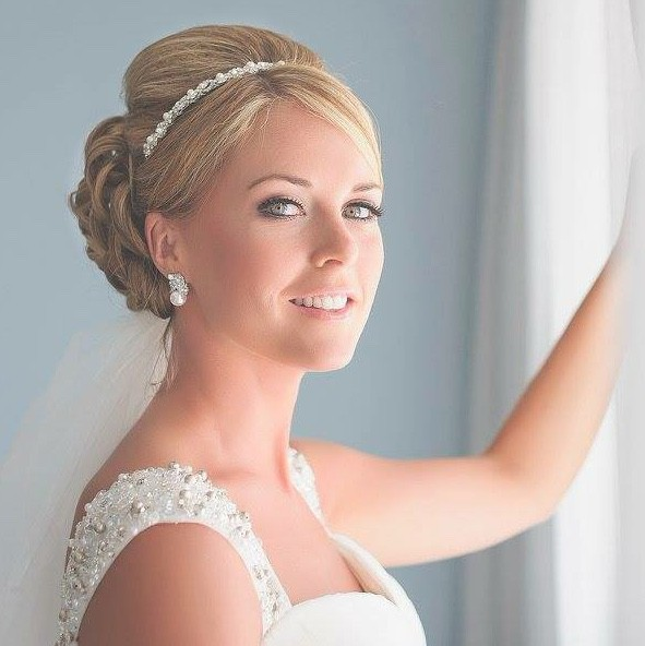 Bobbi brown bridal make-up