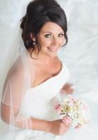Natural Bridal hair & Make up